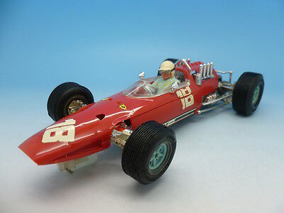 Scalextric 124 Ace Ferrari 24c/501 very nice condition car unboxed
