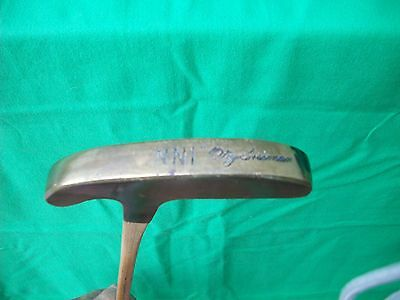 "Otly Crisman Hickory Shaft"" Nni""  35Inch Putter."
