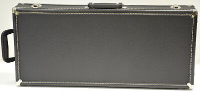 New Universal Black Wood Shell Bassoon Case (#129)
