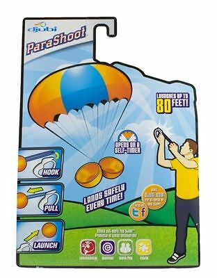 Djubi Parashoot Outdoor Parachute Ball Set Para chute Boy Girl Christmas gift