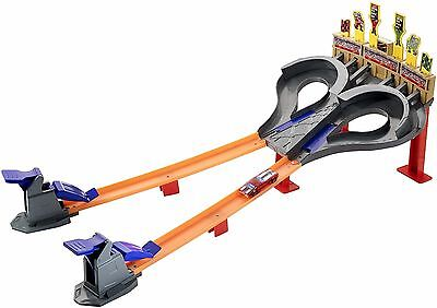 Hot Wheels Super Speed Blastway Race Track Ages 4+ New Toy Car Race Boys Girls