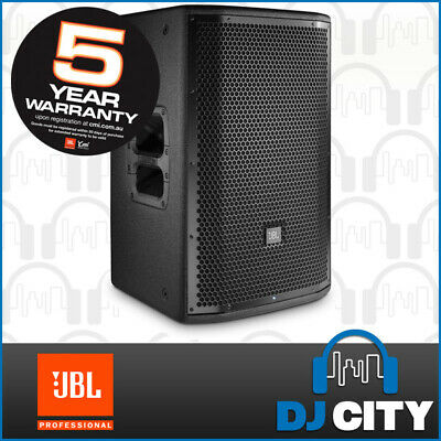 "JBL PRX812W 12-Inch 2-way 12"" Powered Speaker 1500W w/ WiFi Control via PRX App"