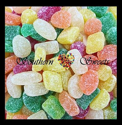 1Kg Soft Jubes Colourful Soft Lollies Made In Australia By Prydes