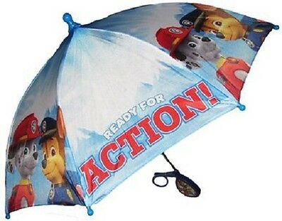 Paw Patrol Kids Ready For Action Clamshell Handle Umbrella