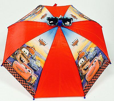 Disney Cars Umbrella with Cars Icon Handle - BRAND NEW