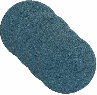10 Pack 75mm Wet & Dry Revcut Blue Abrasive hook and loop Pad Discs