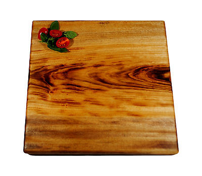 Chopping Board - Camphor Laurel - 350mm x 350mm large square