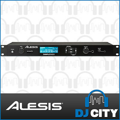 SampleRack Alesis Percussion Sample Module - DJ City Australia