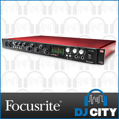 Focusrite Scarlett 18i20 2nd Gen USB Audio Interface 18 in 20 out USB with so...