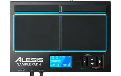 SamplePad 4 Alesis 4-Pad Drum Sampler - DJ City Australia
