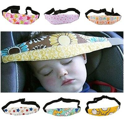 New Arrival Baby Safety Head Support Sleep Strap Kids Car Seat Fastening Belt