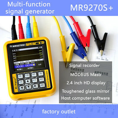 MR9270S 4-20mA Signal Generator Calibration Current Voltage Thermocouple