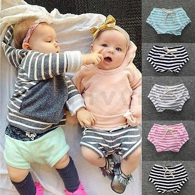 Toddler Baby Boy Girls Cotton Bloomer Nappy Covers Shorts PP Pants Summer Bottom