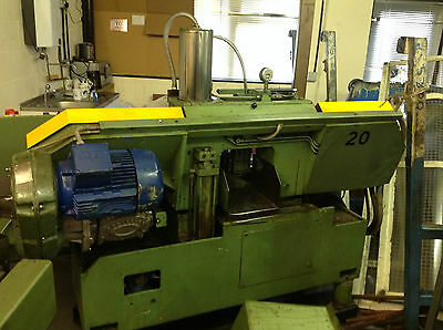 Behringer / Kaltenbach Fully Automatic Bandsaw