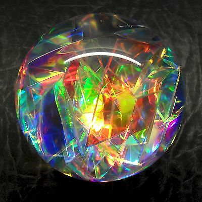 Dreamsphere.Colour-changing sphere,purest colours imaginable,rainbow ball BO19A