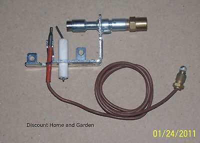 Rasmussen Manual Vent Free Gas Log ODS Propane Gas Pilot Assembly