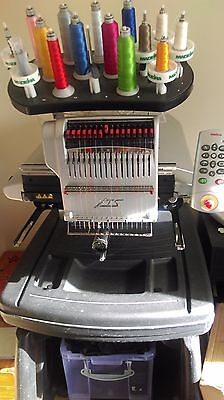 OFFERS INVITED - Melco Amaya XTS Embroidery Machine