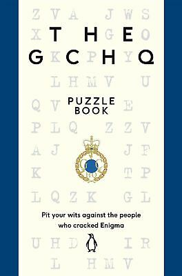 The GCHQ Puzzle Book - RRP: £12.99