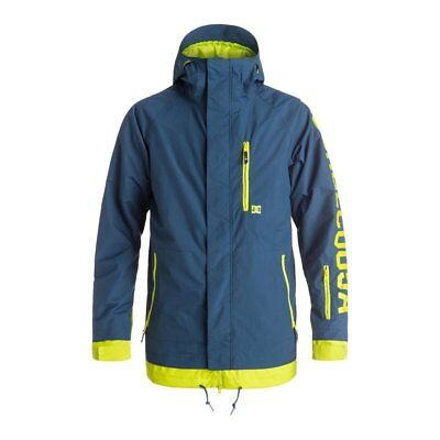 Dc Shoes Ripley Jacket Insignia Blue Giacca Snowboard Fw 2017 New S M L Xl