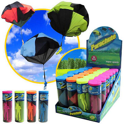 Hot Sale Parachute Kite Toy Hand Throw Outdoor Educational Toy for Kids Children