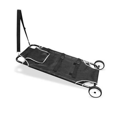 Transport Stretcher For Dogs Emergency Animal Dog Trolley  250lb Max  22 x 45in