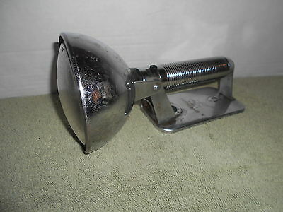 VTG 6 Volt Metal Ray-O-Vac Sportsman Lantern Flashlight Adjustable USA