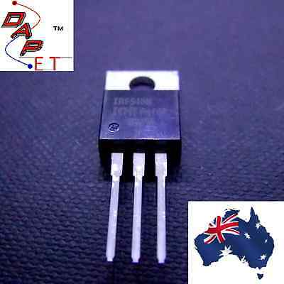 [1] N-Channel 130W Power MOSFET 33A 100V IRF540 NPBF [ by DAPET ]