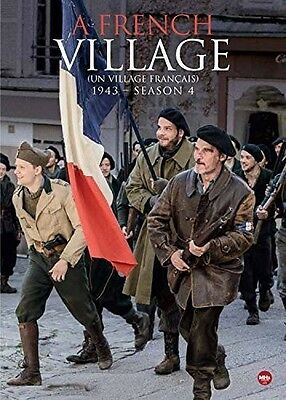 French Village: Season 4 (2016, DVD NUOVO) (REGIONE 1)