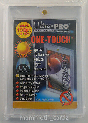 Ultra Pro Specialty Series One Touch 130pt Magnetic Closure Ultra Clear BrandNew