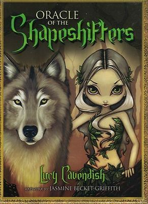 Oracle of The ShapeShifters by Lucy Cavendish (New & Sealed)