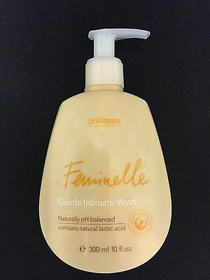 3 × Oriflame Feminelle Soothing Intimate Wash, 300ml×3, New