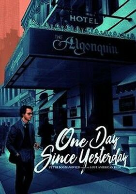 ONE DAY SINCE YESTERDAY - DVD - Region Free - Sealed