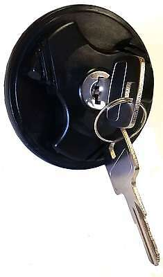 Anti Theft Locking Petrol Diesel Gasoline Fuel Filler Cap For Ford FIESTA 1989>