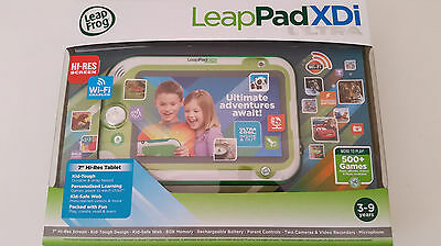 Brand New Sealed LeapFrog LeapPad XDI ULTRA Kids' Learning Tablet Green 7 inch