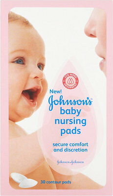 Johnson's Baby Nursing Pads (30)
