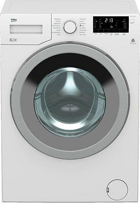 NEW Beko - WMY8046LB2 - 8kg Front Load Washer from Bing Lee