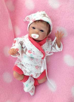 OOAK handsculpted polymer clay**  Baby Louise ** by Phil Donnelly