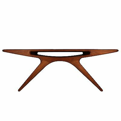 "Johannes Andersen ""Smile"" Table for CFC Silkeborg/ Mid-Century Design Tisch 50er"