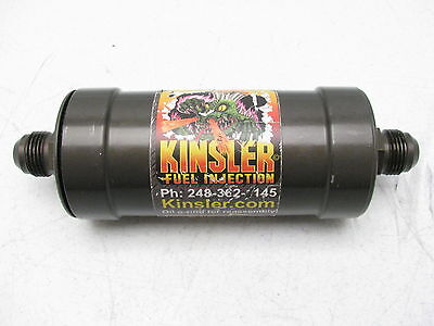 Kinsler Fuel Injection 10AN 45 Micron stainless Steel Mega Monster  Mesh Filter