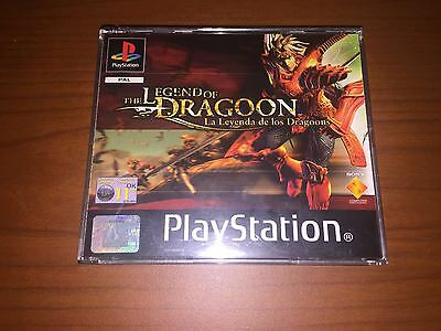 Psx Ps1 Legend Of Dragon  Pal España Completo Playstation