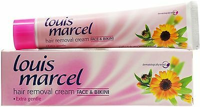 Louis Marcel Hair Removal Cream Face and Bikini- FREE DELIVERY