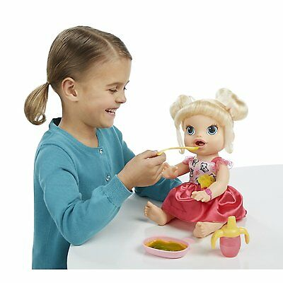 Baby Alive My Baby All Gone Doll (Blonde)