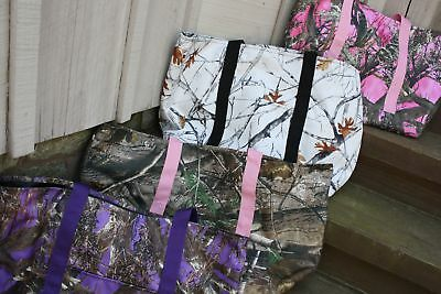 Carry On / Overnight- Travel Bags - CAMO (X-Large)
