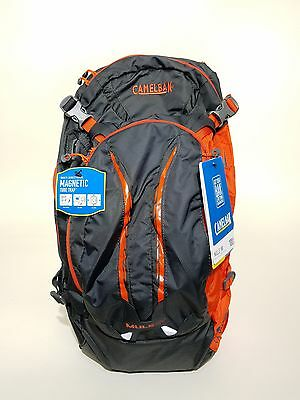 Camelbak Mule NV 100 oz Hydration Pack - Charcoal / Ember
