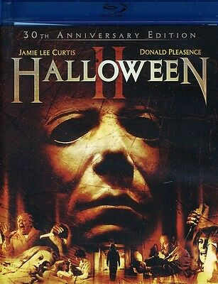 Halloween II [30th Anniversary  (2011, Blu-ray NUEVO) BLU-RAY/WS/30th (REGION A)