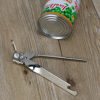 2016 Heavy Duty Classic Metal Steel Food Tin Can Bottle Opener Kitchen