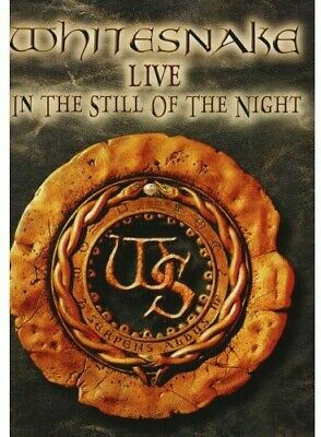 Live In The Still Of The Night (2006, DVD NUEVO) (REGION 1)