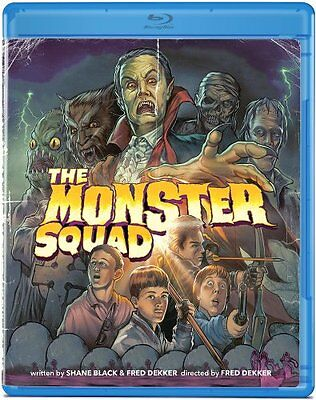 THE MONSTER SQUAD (Andre Gower)  Region A  - BLU RAY - Sealed