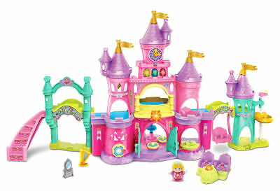 Vtech Baby Toot-Toot Friends Enchanted Princess Palace Playset (1-5 Years) TV