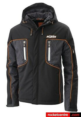 KTM Racing Softshell Jacket adult small